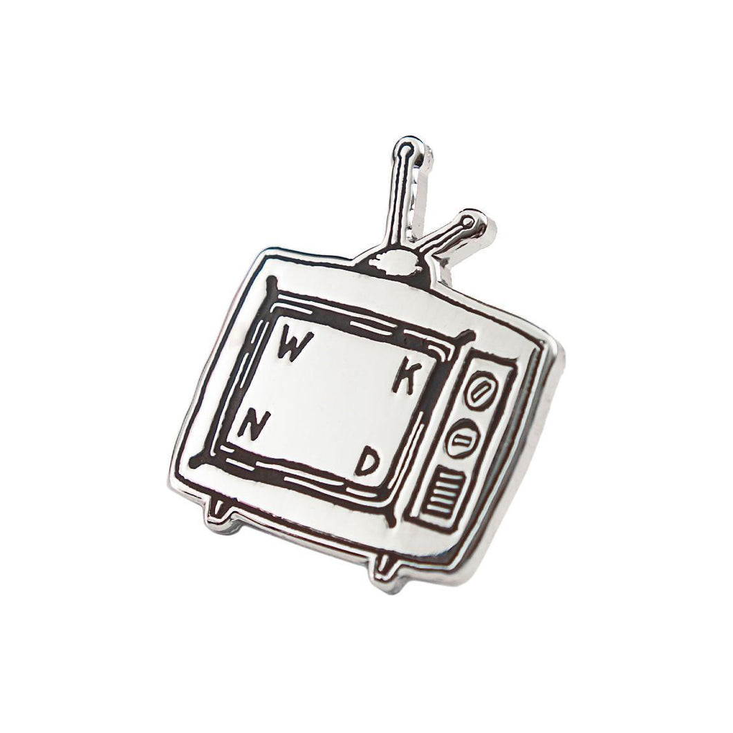 WKND TV Logo Pin-The Collateral
