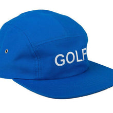 GOLF WANG GOLF CAMP CAP // ROYAL BLUE