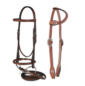 Bridles, reins, strap goods