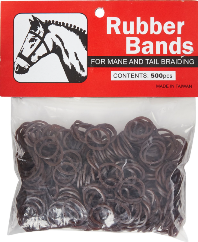 Rubber Bands, Brown