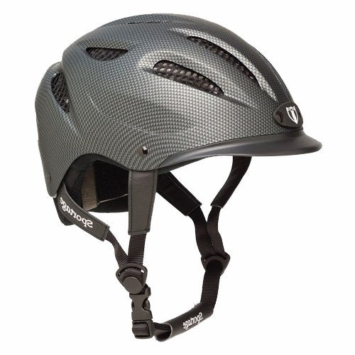 Tipperary Sportage Helmet, Carbon Grey