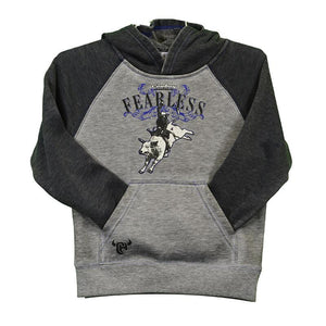 Cowboy Hardware Fearless Hooded Sweatshirt