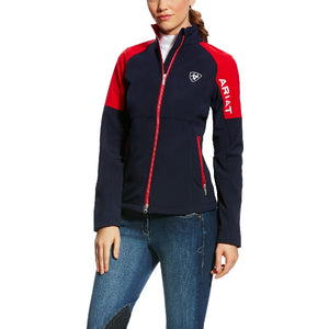 Ariat Team USA Global Softshell Jacket