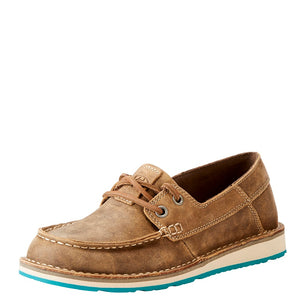 Ariat Woman's Lace Up Cruiser Castaway