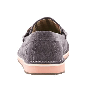 Ariat Womens Slip on Cruiser, Ivy Grey/Wool (6.5 ONLY)