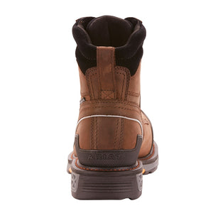 "Ariat Men's OverDrive 6"" Waterproof Composite Toe Work Boot"