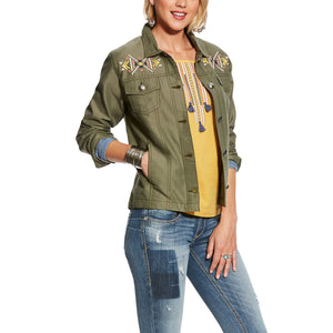 Ariat Denim Lulu Fashion Coat (XSMALL & 2X)