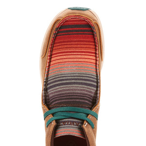 Ariat Woman's Lace up Spitfire - Serape