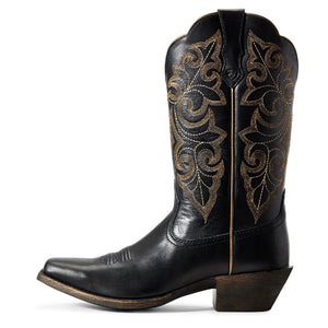 Ariat Women's Round Up Square Toe Western Boot