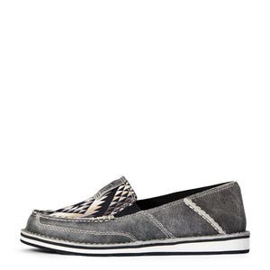Ariat Womens Cruiser Shoes, Gray Aztec