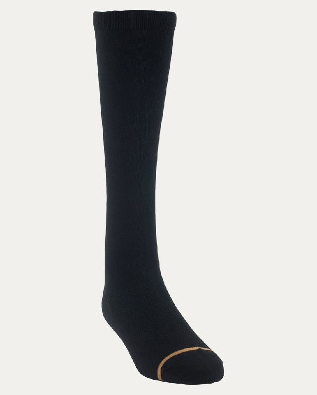 Noble All-Around Cotton Boot Sock 2.0, 3 Pack Black
