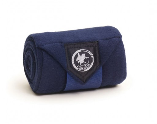 Centaur 9' Polo Bandages, Navy