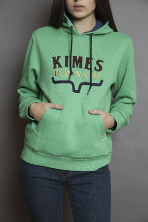 Kimes Ranch Southwest Hoodie - Green SALE