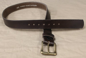 Marc Wolf Leather Belts 208, Brown