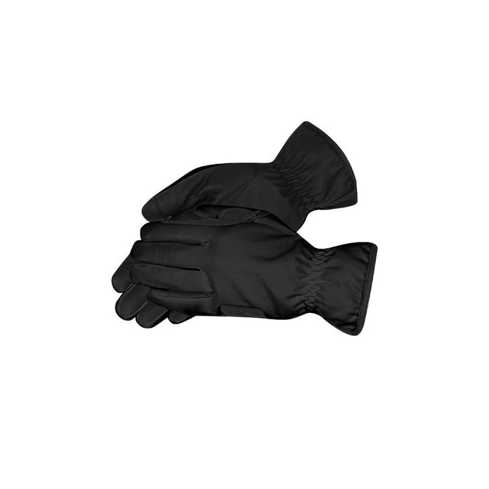 Kerrits Hand Warmer Riding Gloves, Black