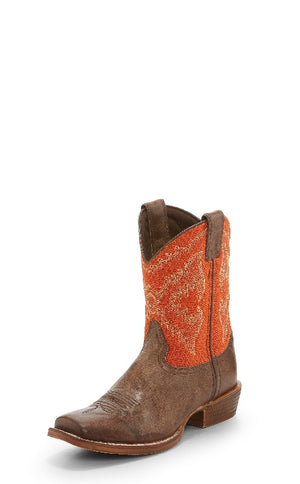 Nocona Fynn Chocolate Western Boot (3 ONLY)