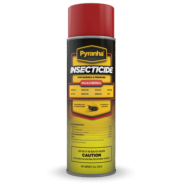 Pyranha Aresol Insecticide fly spray