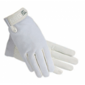 SSG All Weather Riding Glove, White