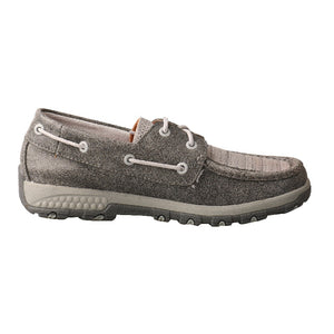 NEW! Twisted X Boat Shoe Driving Moc with CellStretch