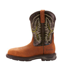 Ariat Mens WorkHog XT Waterproof Carbon Toe Work Boot