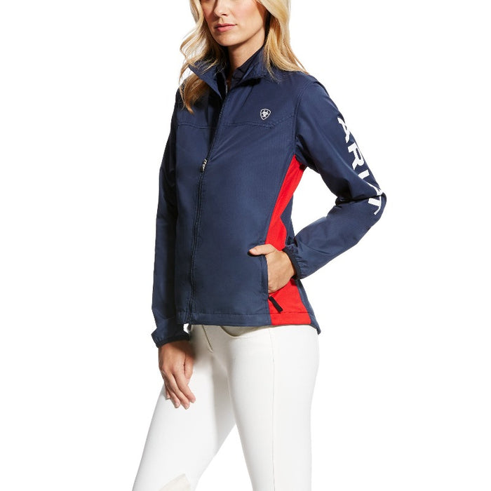 Ariat TEAM Ideal Windbreaker Jacket (XSMALL & XLARGE)