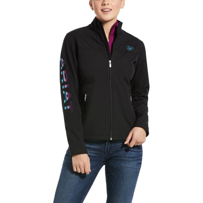 Ariat New TEAM Jacket, Black/Serape