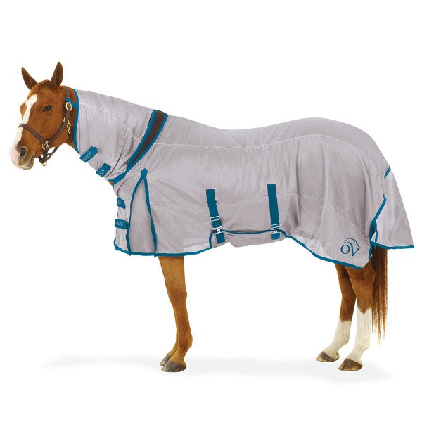 Ovation Super Fly Sheet with Neck and Belly Cover