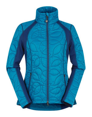 Kerrits Ride Lite Quilted Jacket, Kodiak (MEDIUM ONLY)