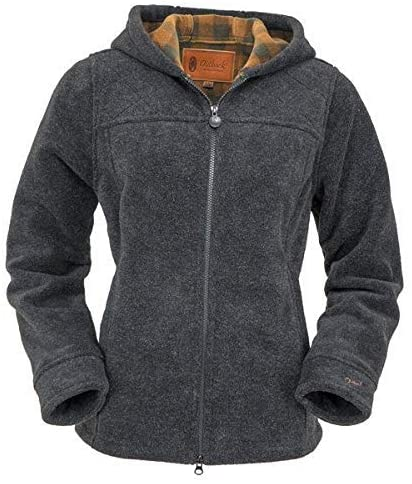 Outback Trading Summit Jacket- Charcoal