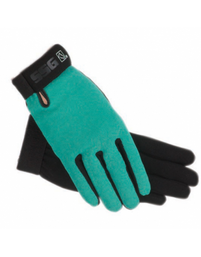 SSG All Weather Riding Glove, Teal