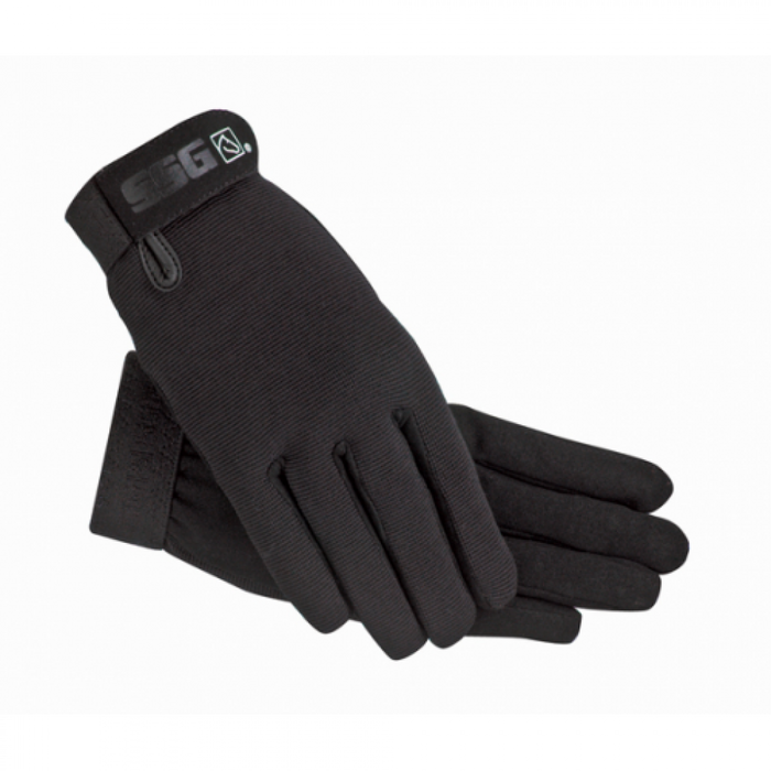 SSG All Weather Ladies Riding Glove Black