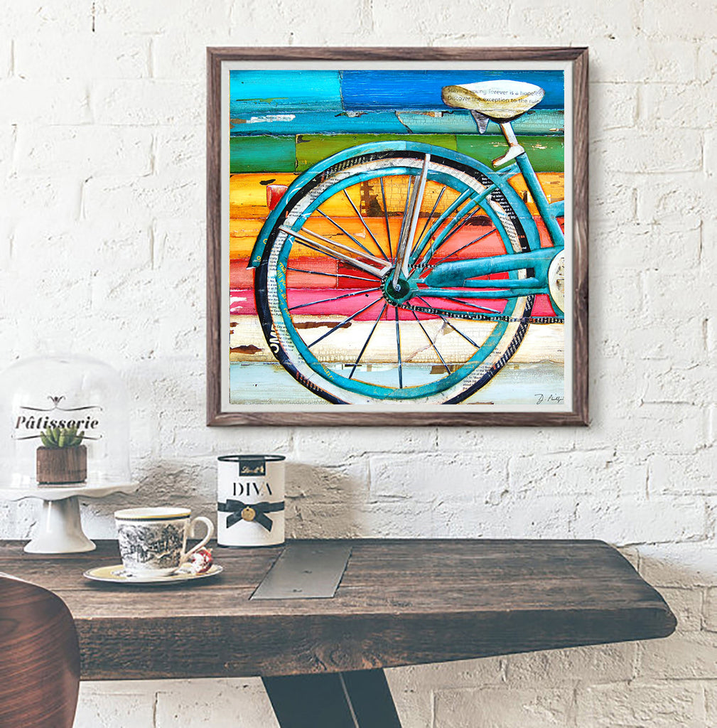 Lifecycle - Danny Phillips Fine Art Print