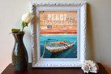 Peace the Passes all Understanding- Danny Phillips Art Print