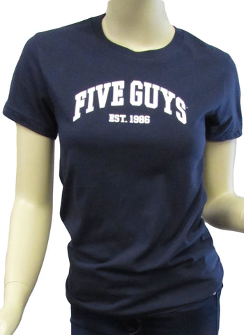 Women's Collegiate Slim Fit T-Shirt