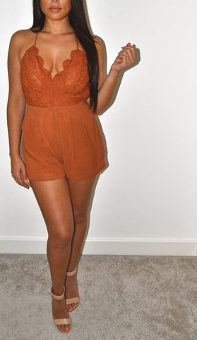Tia Playsuit