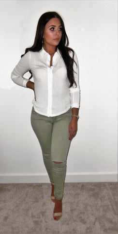 Krissy Soft Stretch Jeans