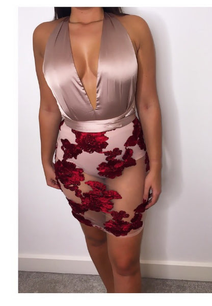 Rosa Bodycon