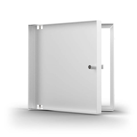 "Acudor AT-5020 Recessed For Acoustic Tile Access Door 12"" x 12' Prime Coated Steel"