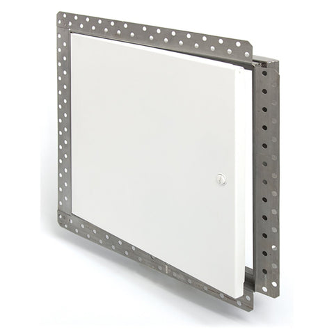 "DW-5040 Concealed Flange Drywall Access Door 10"" x 10"" Prime Coated Steel"