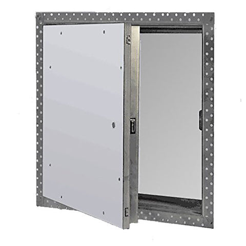 "Acudor FW-5015 18"" x 18"" Recessed Drywall Fire Rated Access Door"