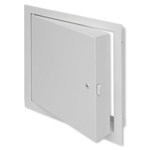 "Acudor FW-5050 Insulated Fire Rated For Walls & Ceiling Access Doors 8"" x 8"" Prime Coated Steel"