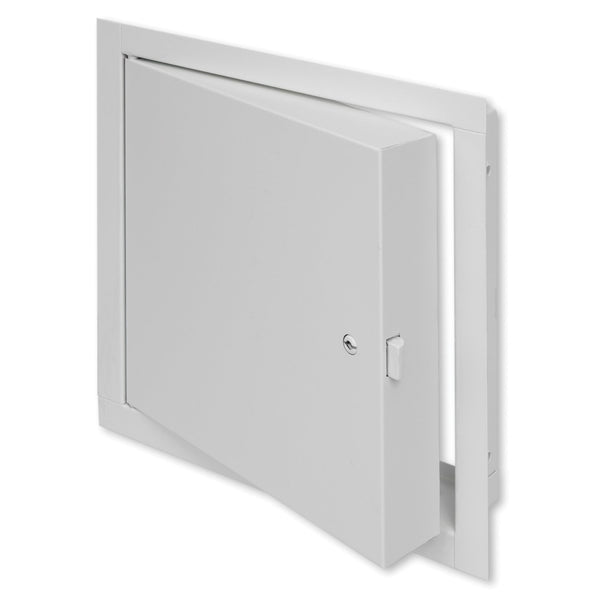 "Acudor FW-5050 Insulated Fire Rated For Walls & Ceiling Access Door 12"" x 12"" Prime Coated Steel"