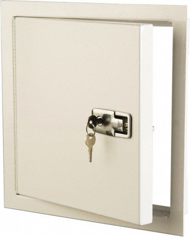 "Karp MX Galvanized Exterior Access Door 12"" x 12"""