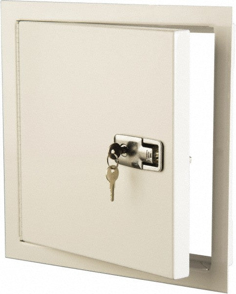"Karp MX Galvanized Exterior Access Door 18"" x 18"""