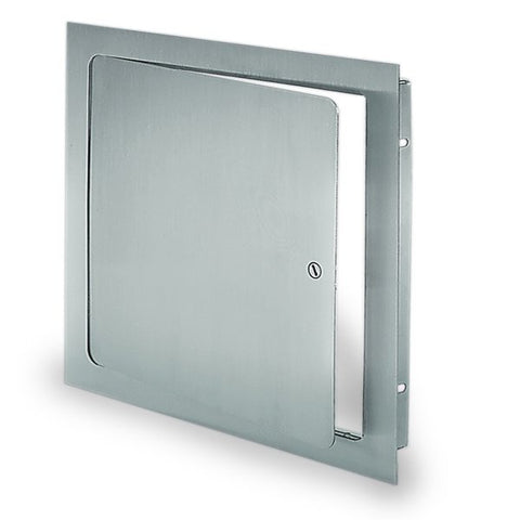 "Acudor UF-5000 Flush Universal Premium Access Door 8"" x 8"" Prime Coated Steel"