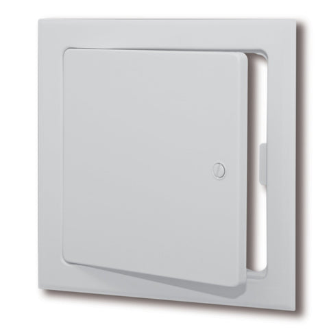 "ACUDOR UF-5500 6"" X 6"" FLUSH UNIVERSAL STANDARD ACCESS DOOR PRIME COATED STEEL"