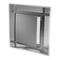 "Flush For Plastered Surfaces Access Door 14"" X 14"" Prime Coated Steel"
