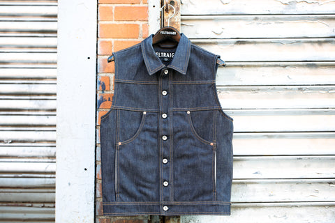 Attention To Detail: Indigo Destitute Vest