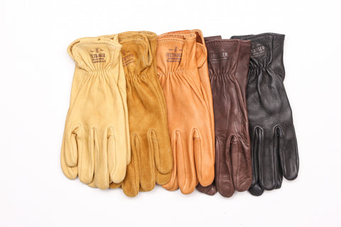 Attention To Detail: Deerskin Gloves