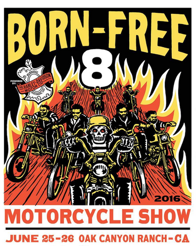 Born Free Show This Weekend